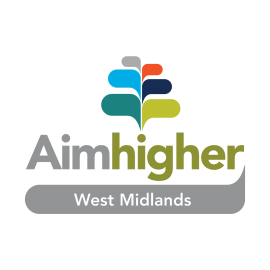 Aimhigher West Midlands logo