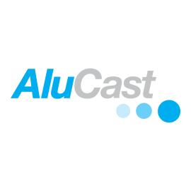 Alucast logo