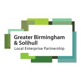 Greater Birmingham & Solihull Local Enterprise Partnership logo